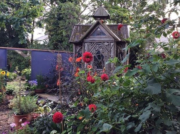 secret garden, norwich